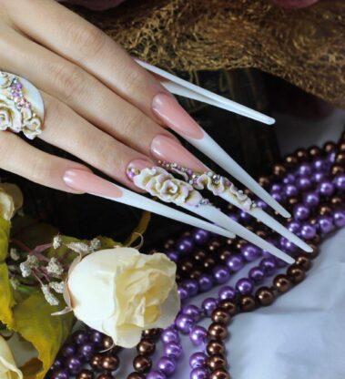 Инструкторский курс по маникюру и наращиванию ногтей